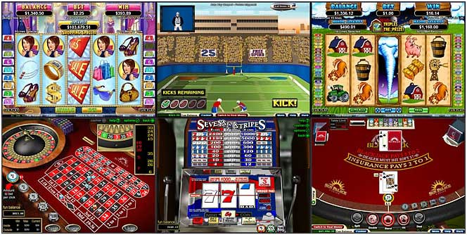 casino online play gaming